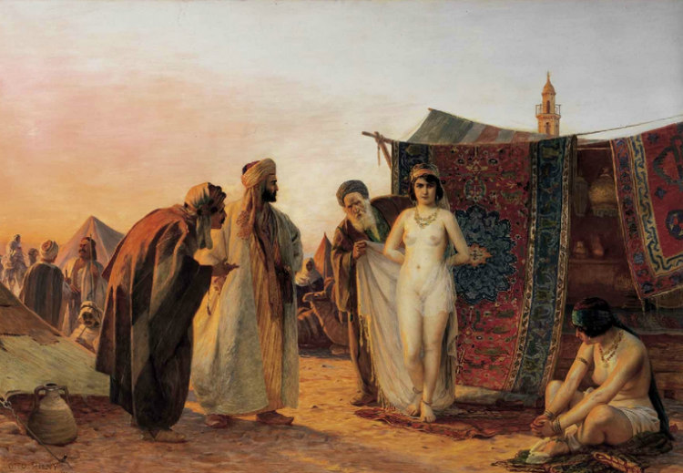 Barbary Slave Trade