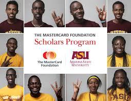 Mastercard Foundation Scholars program at Arizona State University